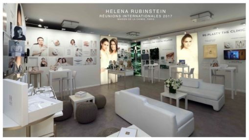 HELENA RUBINSTEIN – SHOWROOM 2017