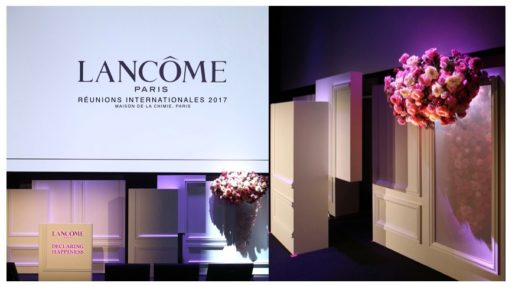 LANCÔME – DECLARING HAPPINESS 2017